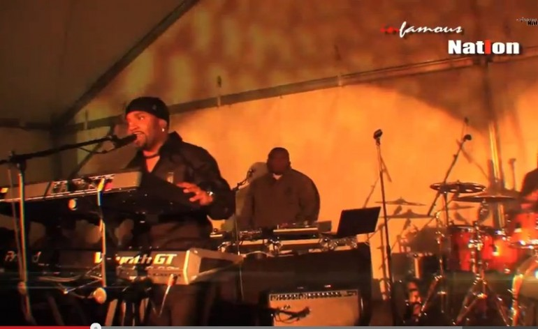 Picture ofTeddy Riley Live | Gentlemen Jack | Art, Beats, Lyrics