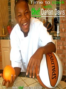 Time to Cook With Darian Davis
