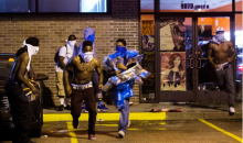 Chaos erupts in Ferguson after day of relative calmamong Michael Brown shooting demonstrators – NY Daily News