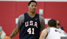 Derrick Rose's confidence is back and he's ready to lead Team USA | SI.com