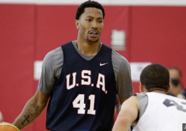 derek rose team usa