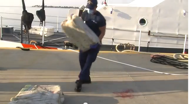 coast guard siezes 19 million in cocaine
