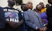 Michael Brown Sr., dad of 18-year-old shot by officer asks for peace