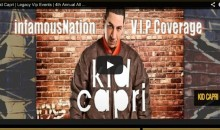Kid Capri | Legacy Vip Events | 4th Annual All Black Affair