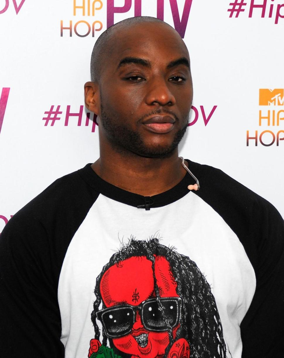 pictuure of charlamagne of power 105 nyc