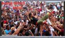OMF2014 | Redman n Method Man | Redman's Wild Crowd Surf!