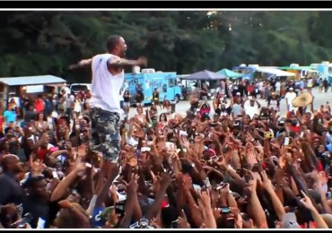 picture of method man at OMF2014