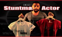 Contest and Giveaway! Featuring Stuntman|Actor: Diego Ward