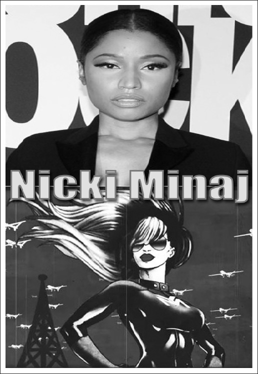 Nicki Minaj accused of using nazi imagery