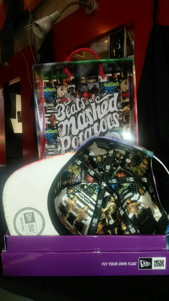 Beats and Mashed Potatoes New Era Snapback hat
