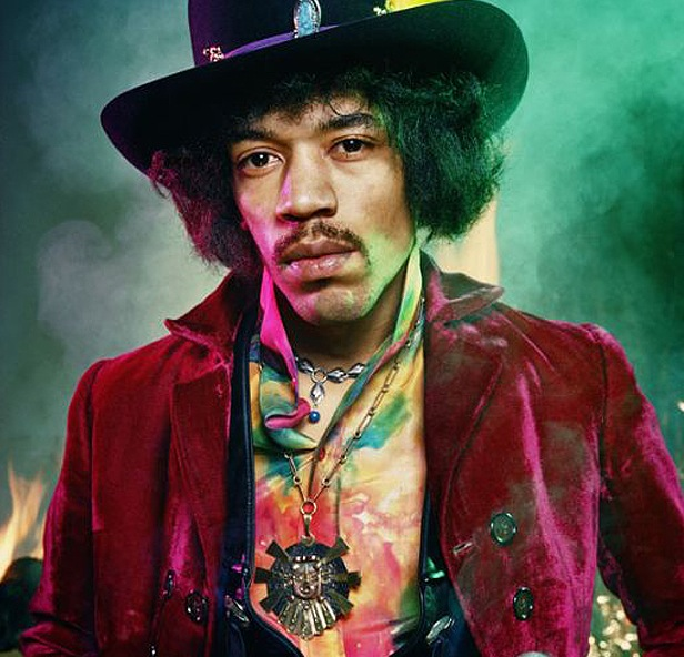 picture of Jimi Hendrix