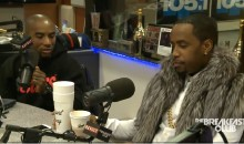 Safari 'SB Stuntin' talks Nicki Minaj Break-up on The Breakfast Club