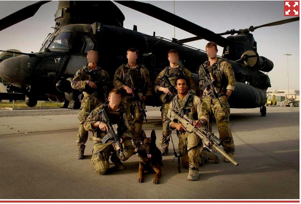 picture of the american sniper team